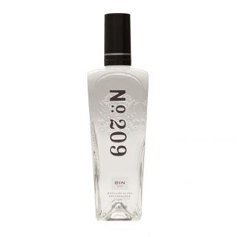 N°209 Gin 70cl