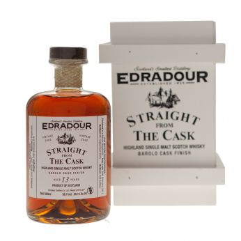 Edradour 2002 13y Barolo Finish Straight from the Cask 50cl