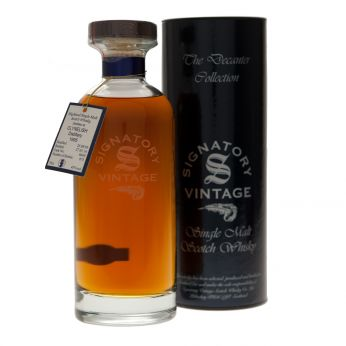 Clynelish 1995 18y Cask#8669 The Decanter Collection Signatory 70cl