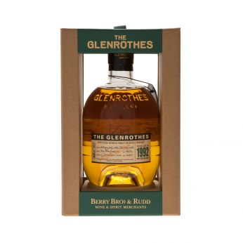 Glenrothes 1992 2nd Edition 70cl