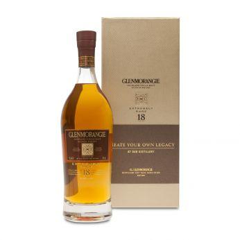 Glenmorangie 18y Extremely Rare Single Malt Scotch Whisky 70cl