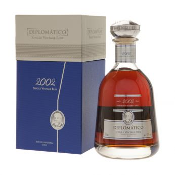 Diplomatico Single Vintage 2002 Limited Edition 70cl