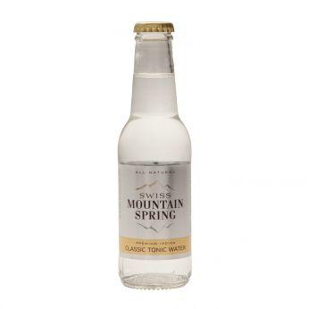Swiss Mountain Spring Classic Tonic Water 200ml