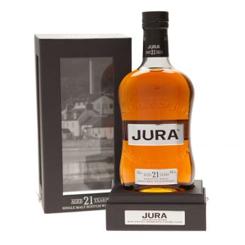 Jura 21y Single Malt Scotch Whisky 70cl