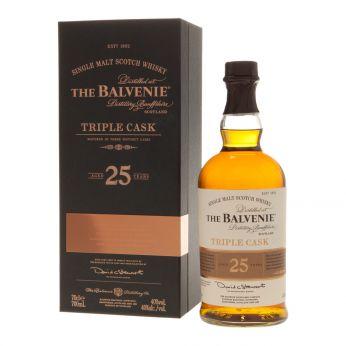 Balvenie 25y Triple Cask 70cl