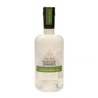 Warner's Harrington Elderflower Gin 70cl