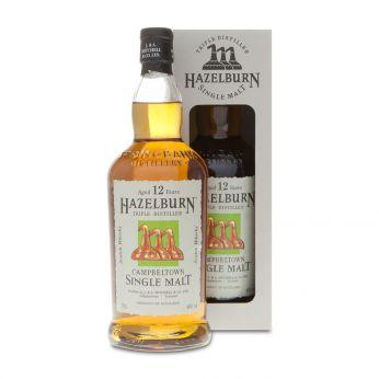 Hazelburn 12y 70cl