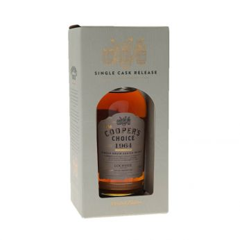 Lochside 1964 48y Cask#6799 The Coopers Choice 70cl
