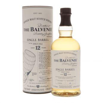 Balvenie 12y Single Barrel First Fill Single Malt Scotch Whisky 70cl