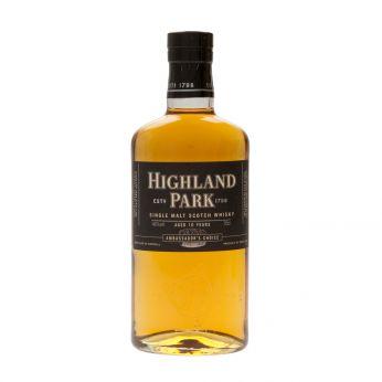 Highland Park 10y Ambassador's Choice Special Bottling for Sweden 70cl