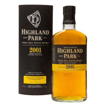 Highland Park Vintage 2001 100cl
