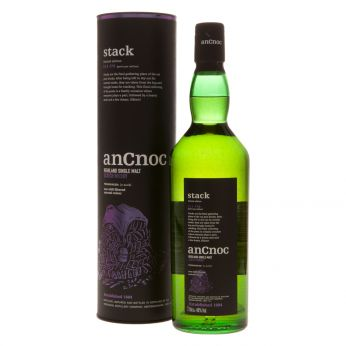 anCnoc Stack Peated Limited Edition 70cl