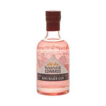 Warner Edwards Victoria's Rhubarb Gin 20cl
