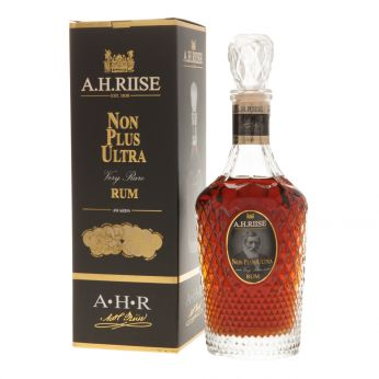 A.H. Riise Non Plus Ultra Very Rare Rum 70cl