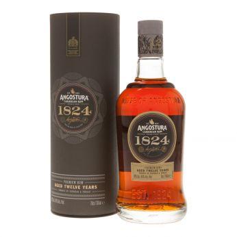 Angostura 1824 12y Trinidad & Tobago Premium Rum 70cl