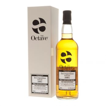 Invergordon 2007 9y Cask#5211459 Octave Collection Duncan Taylor 70cl