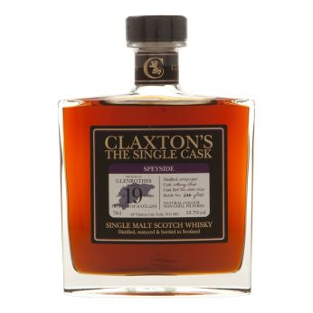 Glenrothes 1997 19y Cask#1610-7154 Claxton 70cl