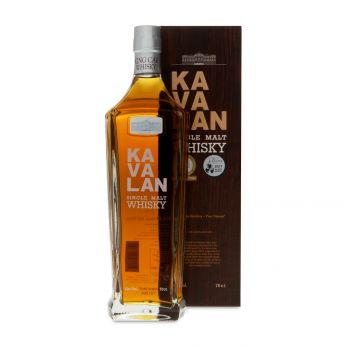 Kavalan Classic Single Malt Taiwanese Whisky 70cl