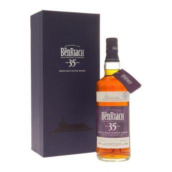 BenRiach 35y Single Malt Scotch Whisky 70cl