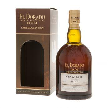 El Dorado Versailles 2002 12y Rare Collection 70cl
