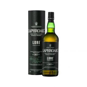 Laphroaig Lore Islay Single Malt Scotch Whisky 70cl