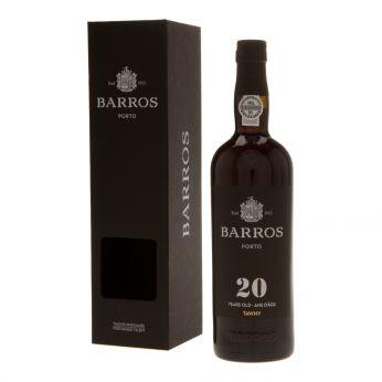 Barros 20y Tawny 75cl