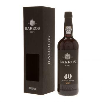 Barros 40y Tawny 75cl