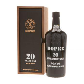 Kopke 20y Old Tawny Port 75cl