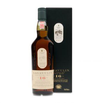 Lagavulin 16y Islay Single Malt Scotch Whisky 70cl