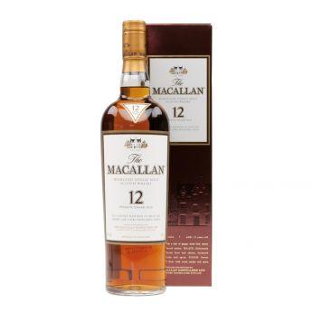 Macallan 12y Sherry Oak bot.2010s 70cl