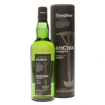 anCnoc Flaughter Peated Limited Edition 70cl