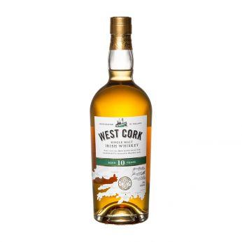 West Cork 10y Single Malt Irish Whiskey 70cl