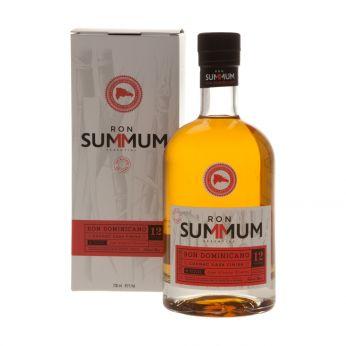 Summum Solera 12y Cognac Cask 70cl