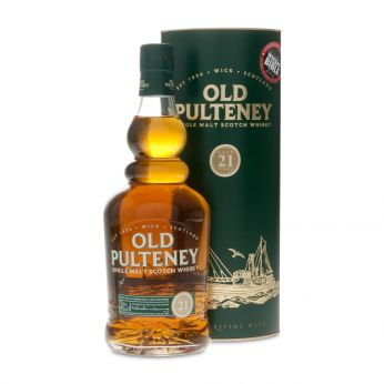 Old Pulteney 21y 70cl