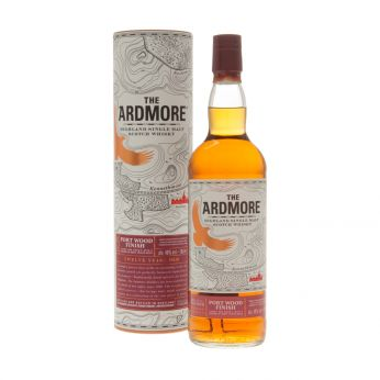 Ardmore 12y Portwood Finish 70cl