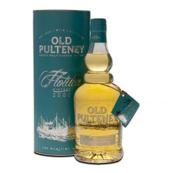 Old Pulteney 2000 Flotilla 70cl
