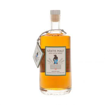 Säntis Malt Edition Sigel Single Malt Swiss Alpine Whisky 70cl