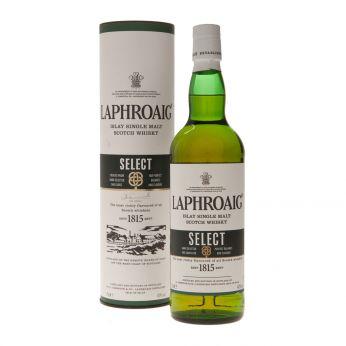 Laphroaig Select Islay Single Malt Scotch Whisky 70cl