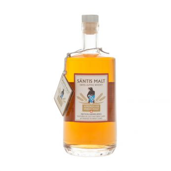 Säntis Malt Edition Himmelberg Single Malt Swiss Alpine Whisky 70cl