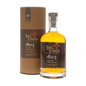 Barr an Uisce 1803 10y Single Malt 70cl