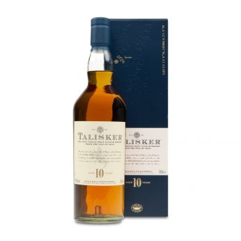 Talisker 10y Single Malt Scotch Whisky 70cl