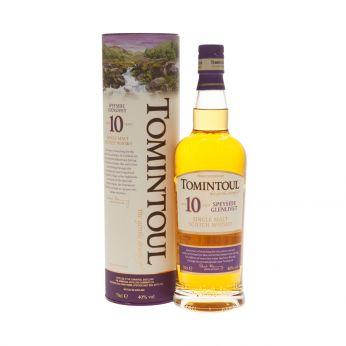 Tomintoul 10y Single Malt Scotch Whisky 70cl