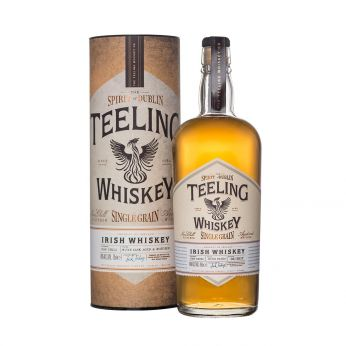 Teeling Single Grain Irish Whiskey 70cl