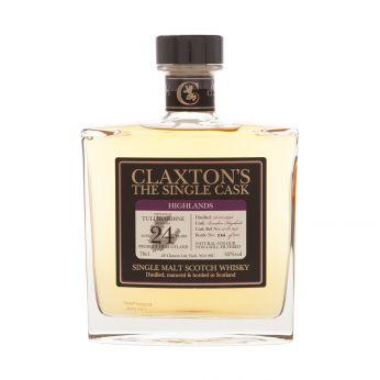Tullibardine 1993 24y Cask#1718-945 Claxton's 70cl