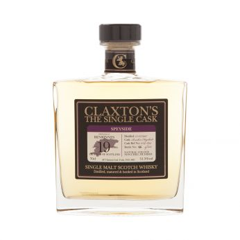 Benrinnes 1997 19y Cask#1714-894 Claxton's 70cl