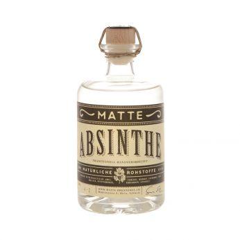 Matte Absinth Blanche 50cl