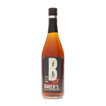 Baker's Kentucky Straight Bourbon Whiskey 70cl