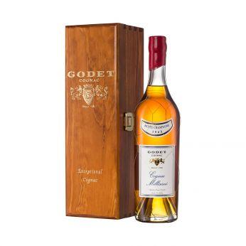 Godet 1968 Petite Champagne Cognac Millesime 70cl