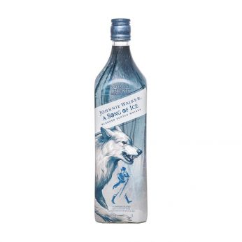 Johnnie Walker A Song of Ice Game of Thrones Special Edition Blended Scotch Whisky 100cl