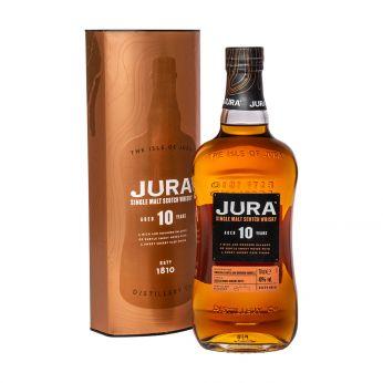 Jura 10y Single Malt Scotch Whisky 70cl